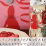 AUDREYを名古屋で買えるのはバレンタインだけ!|チョコ・パケともに可愛いインスタ映えチョコ!