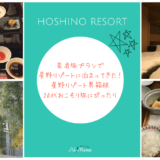 星野リゾート 若者旅プランを使って半額で宿泊|界 箱根の宿泊レポ